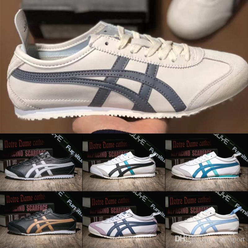 Compre Asics Athletic Shoes Onitsuka Tigre Leve Tênis De Corrida Dos Homens  Das Mulheres De Melhor Qualidade Sapatos De Grife Tamanho 36 44 De  Wegosport fd7a8ab55c7da