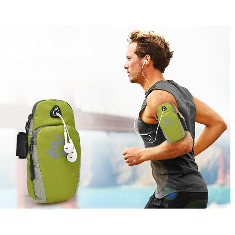 Men Momen Running Bag Waterproof Arm Sports Bags For 4-6 Inches Phone Gym Fitness Arms Wrist Bag Package Running Accessories Relojes Y Joyas