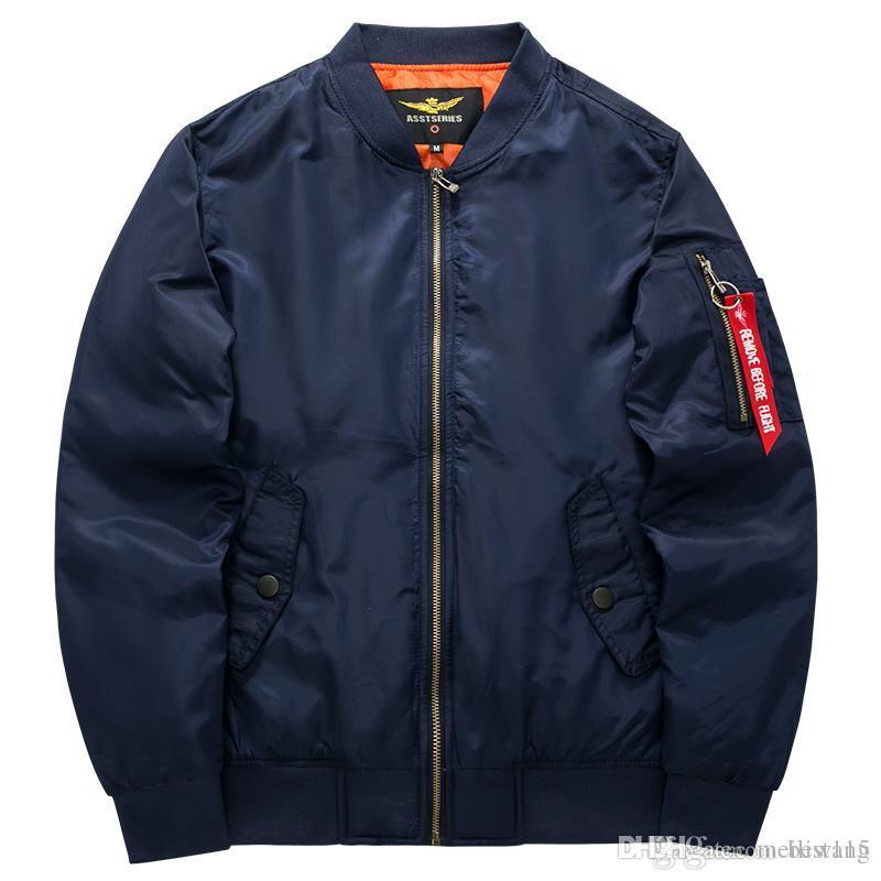 c0f3bd6fc Bomber Jacket Men Army Military Jacket Men Mens Air Force Jackets And Coats  Oversize 6XL Tactical Jacket For Men.DA36