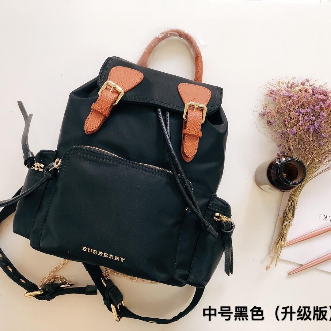 d222233167c AAAAA Original Luxury famous brand 2019 black big size designer students  bag school handbag Backpack Laptop girl unisex Sac à main 11282