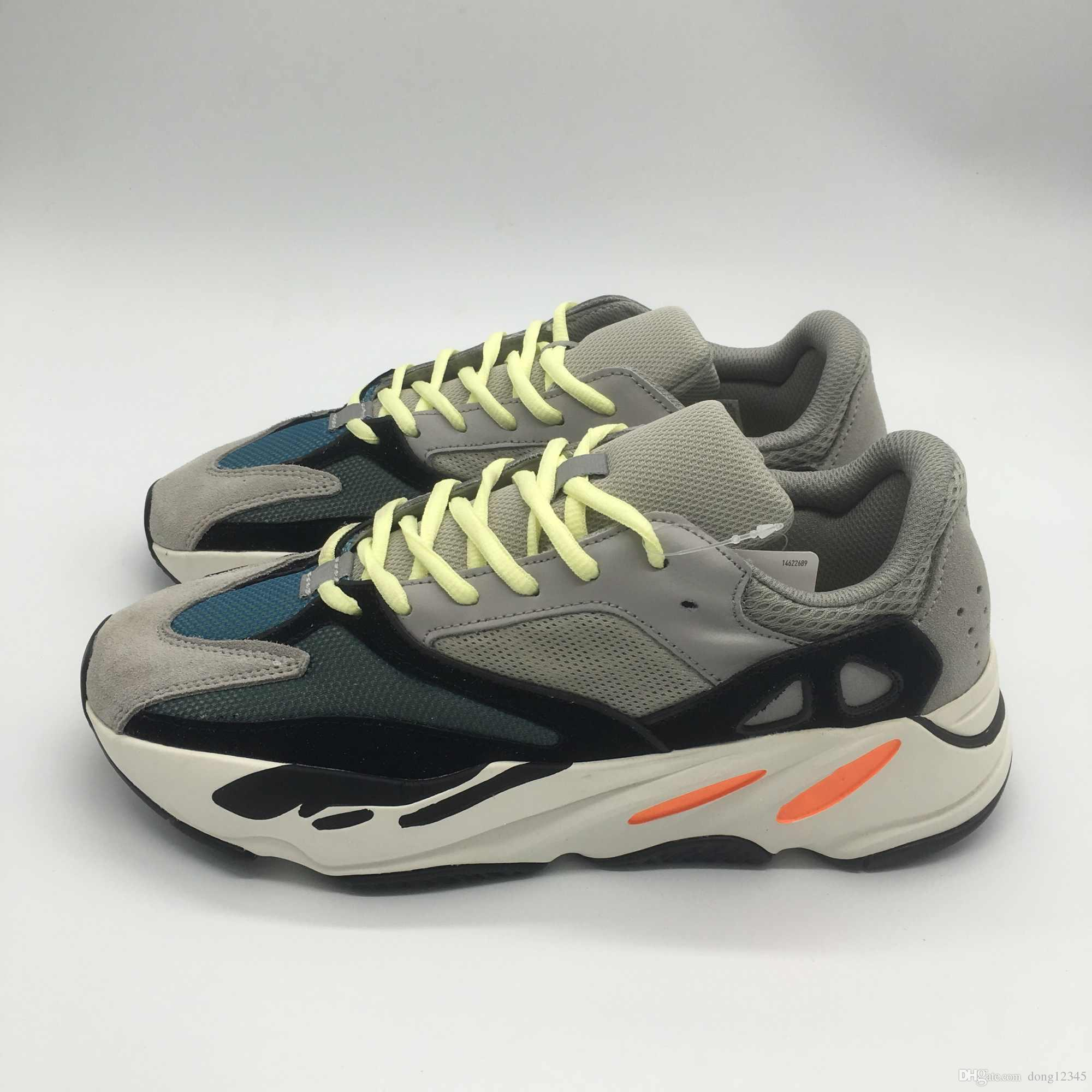 Runner 700 Retro Sports Grey Discount Boost West Causal Wave Kanye CwXqWR