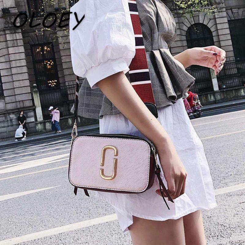 efabb56b6b Pu Leather Messenger Bags Shoulder Bag Handbag Fashion Women ...