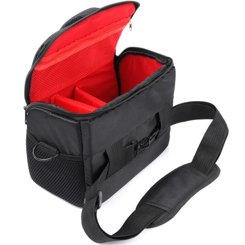 DSLR Camera Bag Shoulder Case For XT20 X-T10 X-T2 XA5 EM10 EM5 Mark II III E-PL9 E-PL7 Waterproof Photo Bag