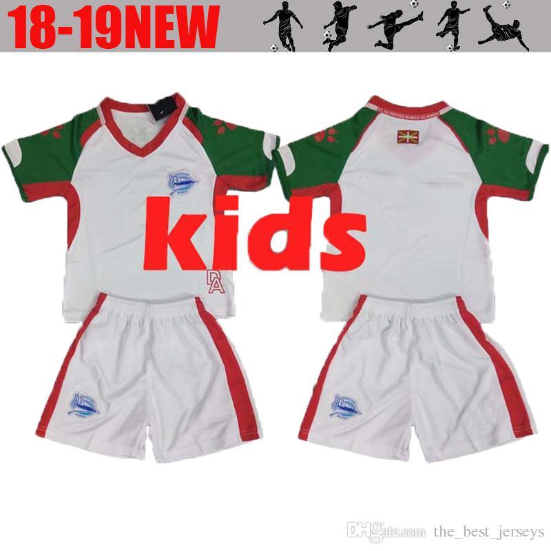 a979faa99 New Kids 18/19 NUEVO HOME KIT JUNIOR MINIKIT 18/19 EQUIPACIÓN D ...