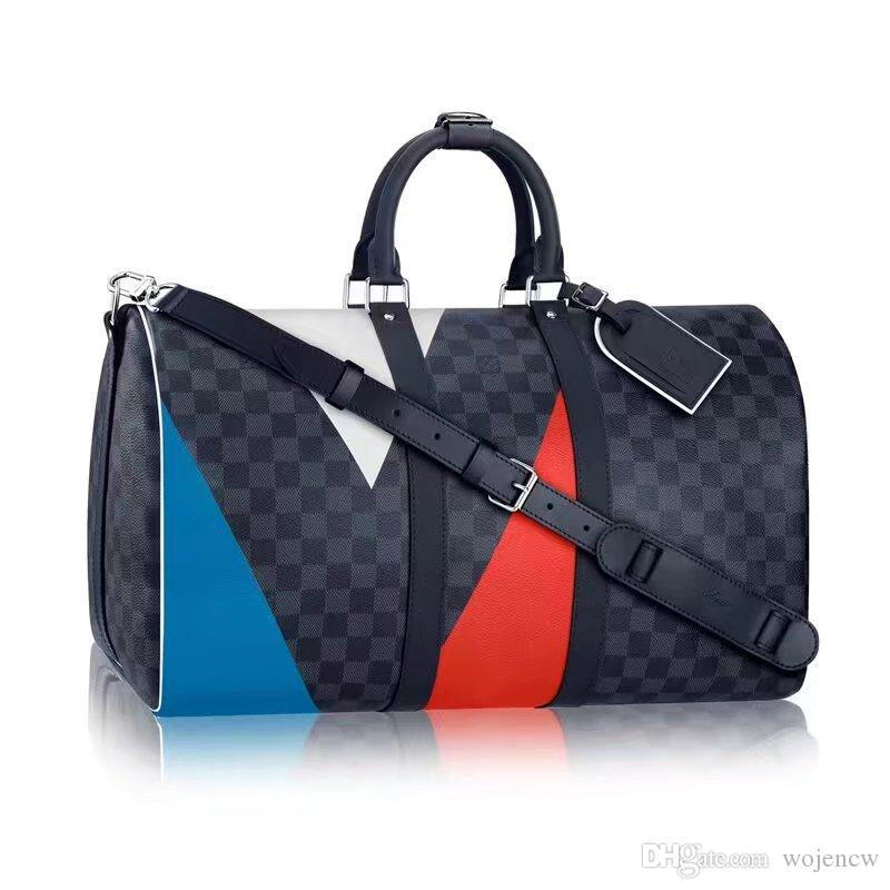 a891b65c33a LOUIS VUITTON SUPREME Luggage Bags For Women Leather Handbags AAA+ ...