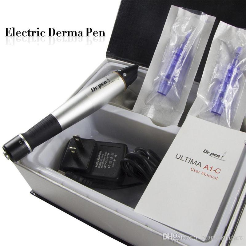 ULTIMA A1-C Dr. Pen new Derma Pen Auto Microneedle System Adjustable Needle derma stamp Electric Derma Dr.Pen Stamp Auto Micro Needle Roller