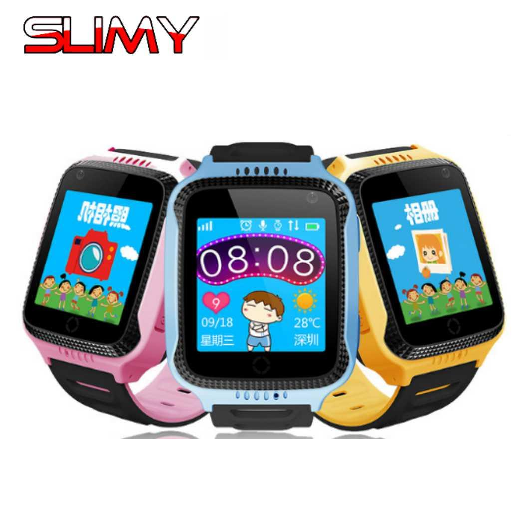 a810c43d918 Slimy Kids GPS Smart Watch Phone Q528 With Touch Screen 2G SOS Call  Location Tracker For Child Safe With Hours Clocks Swap Smart Watch The Smart  Watch From ...