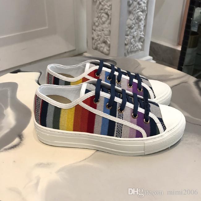 promo code 6ac3a d9de1 Acquista 2019 Più Nuovo Sconto Superstar Arcobaleno New Low Fashion Sneaker  Fondotinta Femminile Casual Scarpe Da Ginnastica Classic Scatola Originale  ...