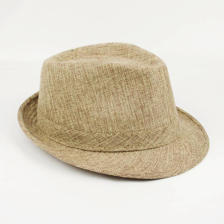 Compre 2018 Marca Nueva Moda Hombres Puros Mujeres Grandes Brim Caps  Inglaterra Estilo Clásico Sombrero Formal Floppy Jazz Hat Vintage Popular  Caps ... 952dbd64298