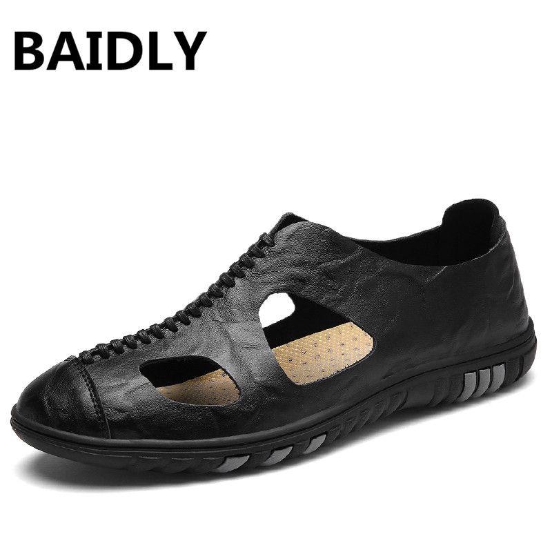 De Moda Hombre Para Compre Baidly Verano Sandalias Masculina N8n0wm