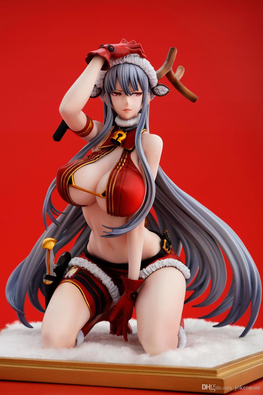 Sexy anime girl big boobs