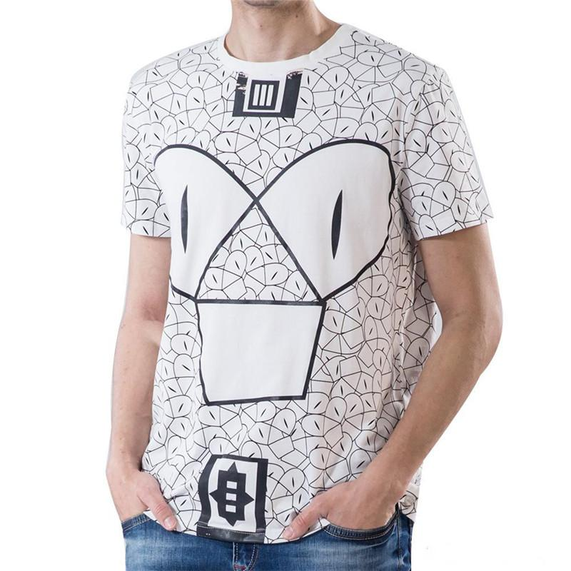 7251caf410ee 2019 New Fashion Top Cotton Men'S Summer T Shirt Funny Printed Men'S Crew  Neck Short Sleeve Good Quality T Shirt M 3XL Trendy Mens T Shirts T Shirt  Best ...
