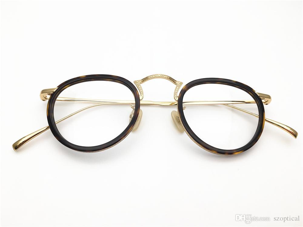 bcf7cd7d1b 2019 Japan Brand Desgin Irregular Shape Spectacle Frame Vintage Retro Small  Size Myopia Designer Glasses Prescription Clear Lens Eyeglass From  Szoptical