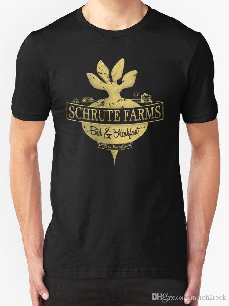a970ddc7 New Schrute Farms (Special Mose edition!) Tee shirt for Men's size S-5XL