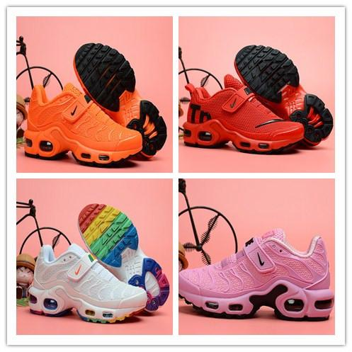 best website 90253 ccb4a Nike Air Max 2019 TN 2 kid Sneakers Shoes youth Running Shoes Trainer Air  run 2019 tn Sports shoes 28-35