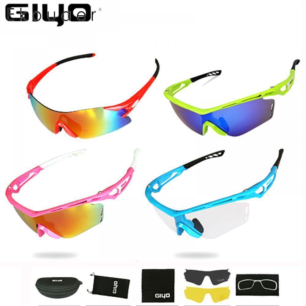 1a3829d544 2019 2019 Photochromic Cycling Glasses Polarized Bike Eyewear Sports ...