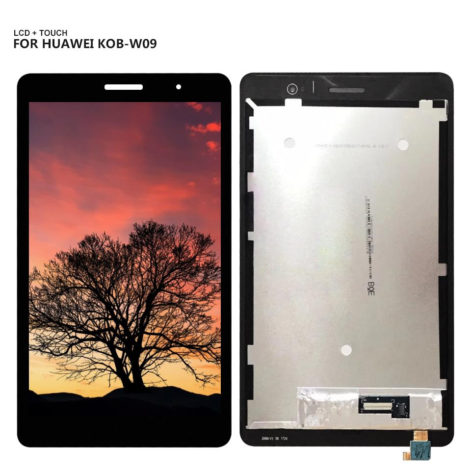 For Huawei Mediapad T3 8 KOB-L09 KOB-W09 T3 8 0 LCD display touch screen  digitizer assembly with free tools