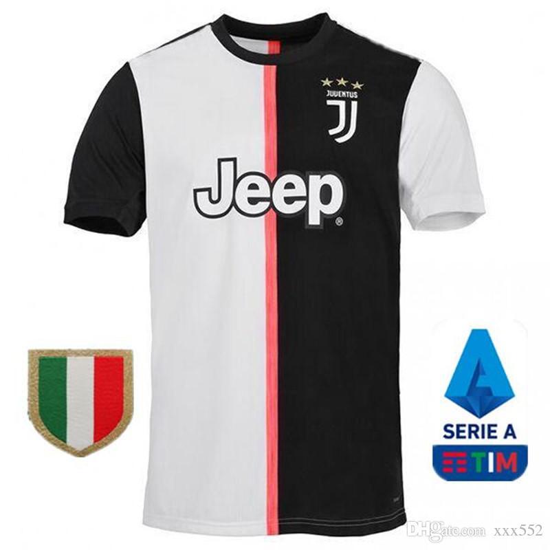new concept ebf27 a54d1 Top 2019 2020 CR7 Juventus Soccer Jersey 19- 20 Juve Goalkeeper RONALDO  DYBALA Soccer Shirt MARCHISIO MANDZUKIC PJANIC HOME football uniform