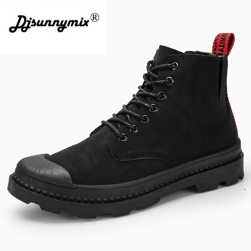 a40f6536ee42e Compre Zapatos De Hombre De Cuero De Microfibra Primavera