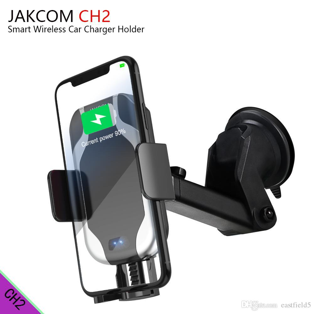 JAKCOM CH2 Smart Wireless Car Charger Mount Holder Hot Sale in Cell Phone Chargers as mobile phones skx smart gadgets