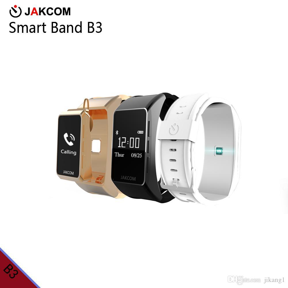 JAKCOM B3 Smart Watch Venda quente em dispositivos inteligentes como smartwatch m4 luci pressão arterial