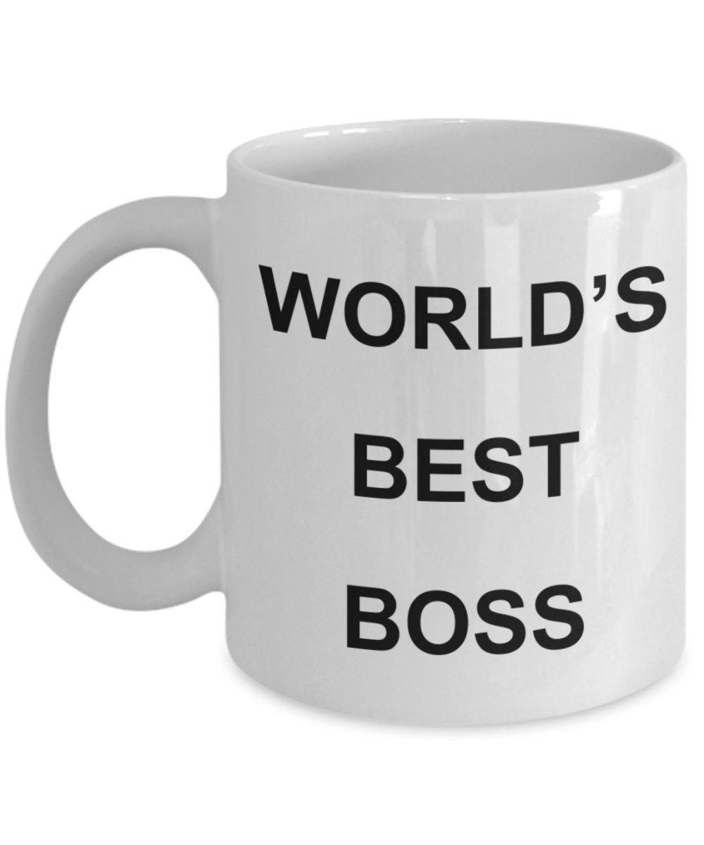 Worlds Best Boss Mug The Office Coffee Mugs Micheal Scott Dunder