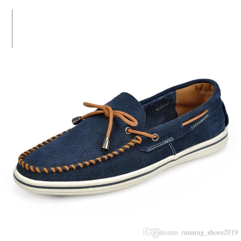 7171a8665f9b6 Satın Al Güzel 6168 İlkbahar Yaz Moda Yelken Ayakkabı Yumuşak ...