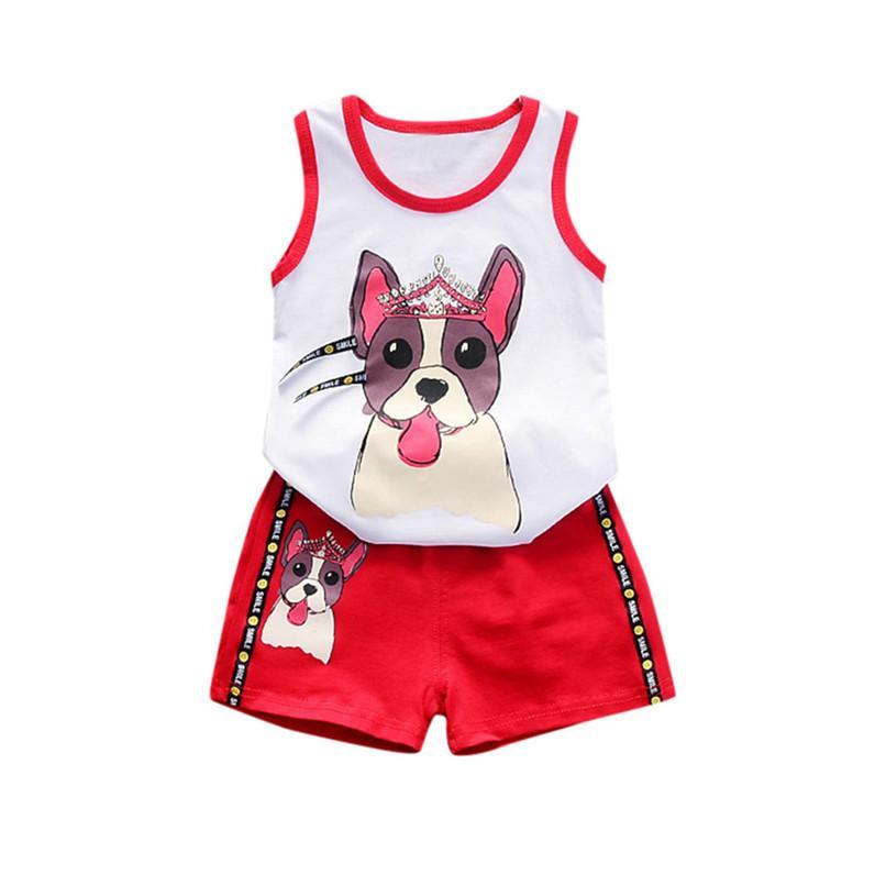 Shorts Kleidung Sets Für Mädchen Neue Kleinkind Mädchen Sommer Kleidung Outfits Prinzessin Attraktive Designs; Mutter & Kinder Aushöhlen Kurzarm Herz T-shirt Tops