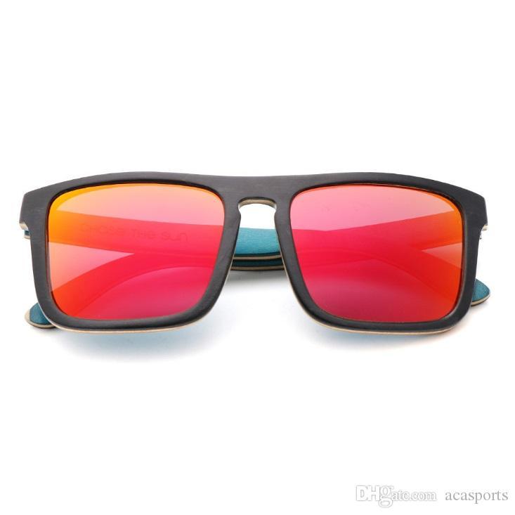 "KEN BLOCK occhiali da sole neri Telaio//Logo Blu//Multicolor Lenti/"""