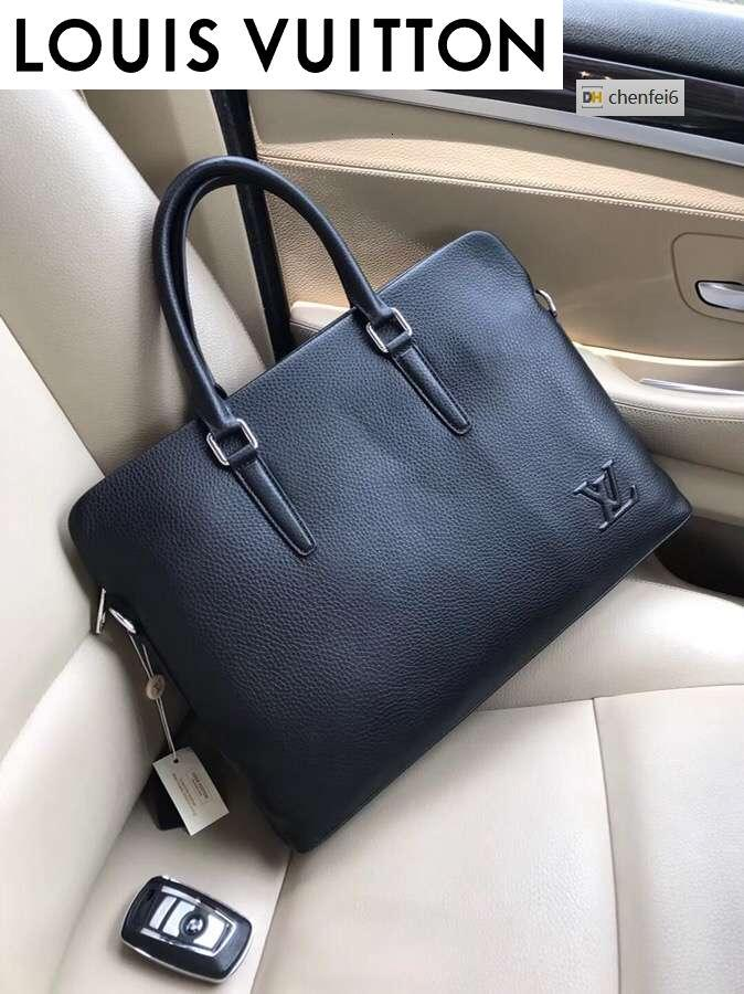 Chenfei6 MJ97 Men's portable briefcase MEN HANDBAGS SHOULDER MESSENGER BAGS TOTES ICONIC CROSS BODY BAGS TOP HANDLES CLUTCHESEVENING