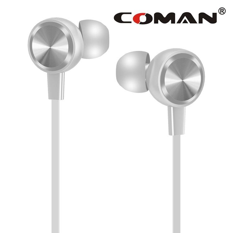 Retail package CM-58 headphones Bass Sound Earphone In-Ear Sport Earphones with mic for xiaomi iPhone Samsung Headset fone de ouvido car