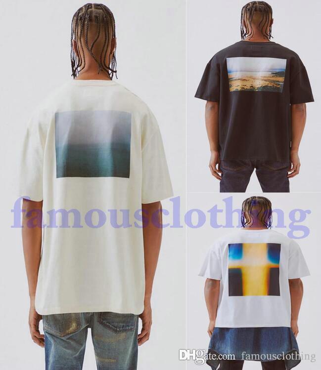 9573fe77 19ss New Fear OF GOD Essentials Boxy T Shirt Men Women Streetwear Harajuku  High Quality FOG T Shirt Heron Preston Tshirt 3D Top Tees T Shirt And Shirt  Shop ...