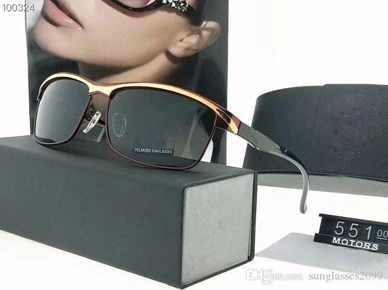 venta minorista 12c41 b3a14 Audi 551 gafas de sol para hombre y mujer Carfia metal gafas de sol  polarizadas lente de resina de resina Diseño de marca gafas de sol feminino  UV400 ...