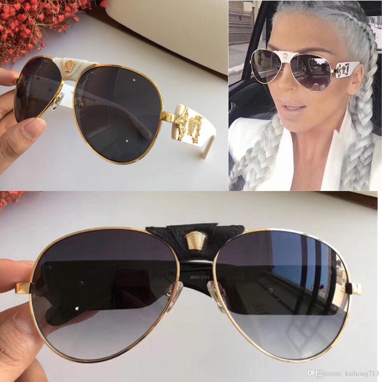 badcc4e3a43 2018 AAAAA 2150 Fashion Brand Luxury Classic Style Sunglasses Best ...