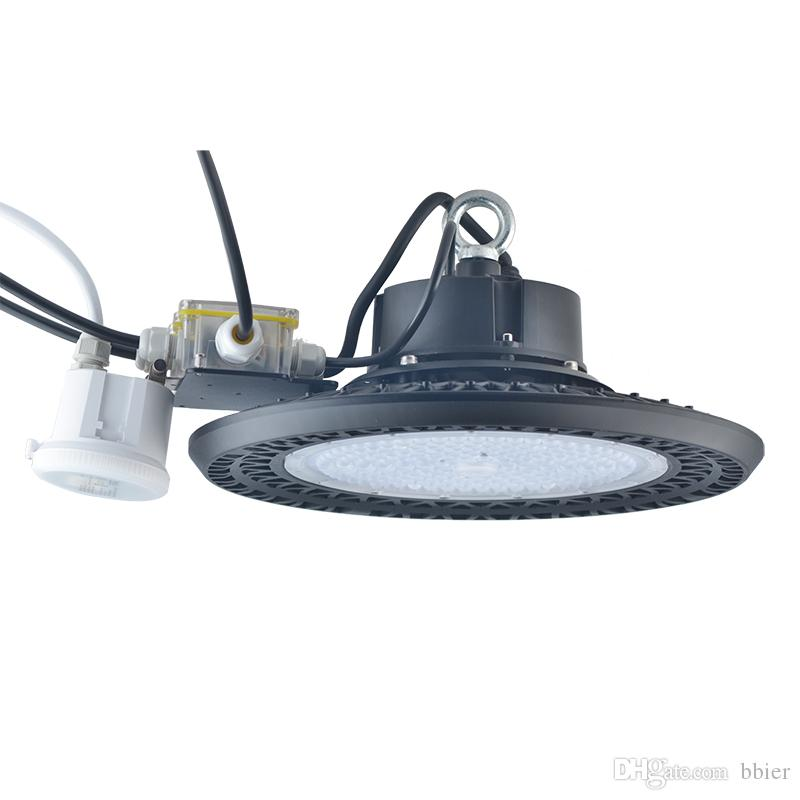 250W UFO LED High Bay Light Industrial lamp Factory Warehouse Shed Lighting