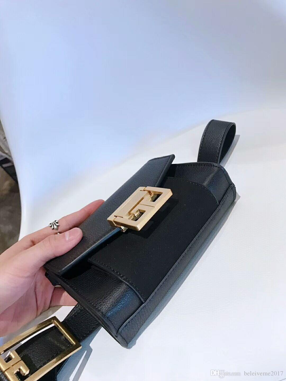 22a55224692 2019 New Luxury Handbags Women Bags Designer Waist Bag Fanny Packs ...