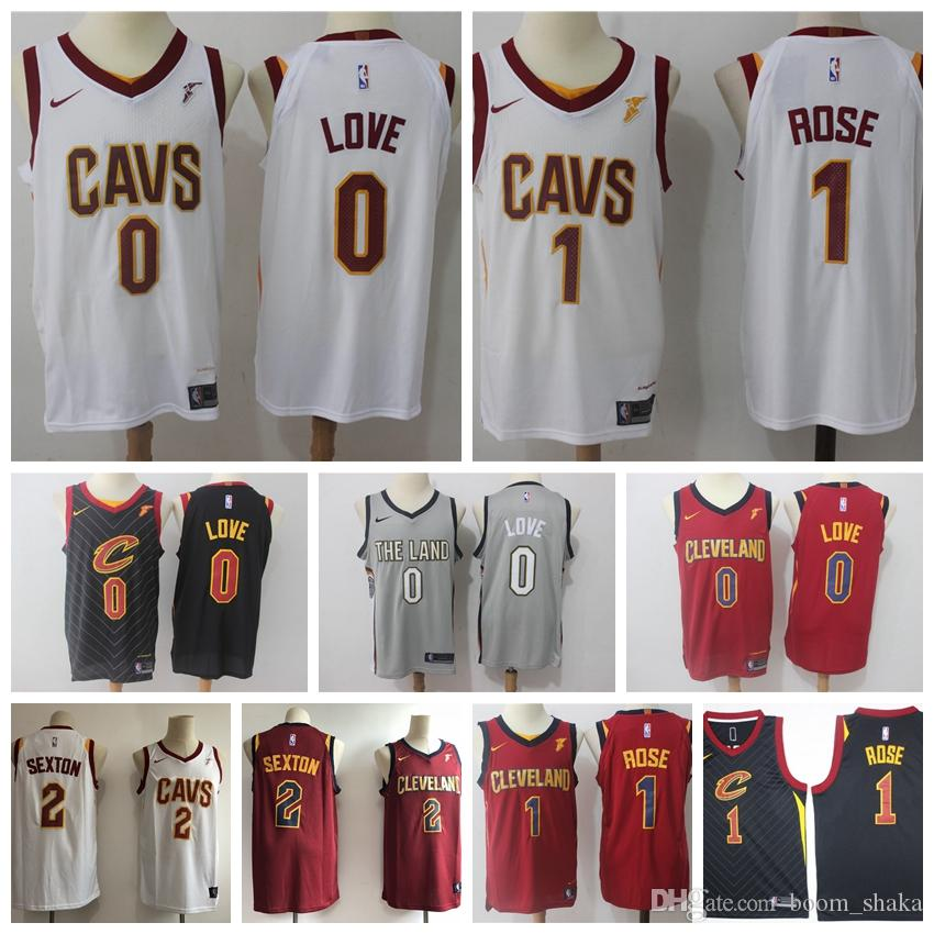various colors 4bce1 6f9c1 2019 New City Edition Cavaliers Basketball Jerseys 0 Kevin Love 1 Rodney  Hood 2 Collin Sexton 23 LeBron James Jersey Cavaliers Shorts
