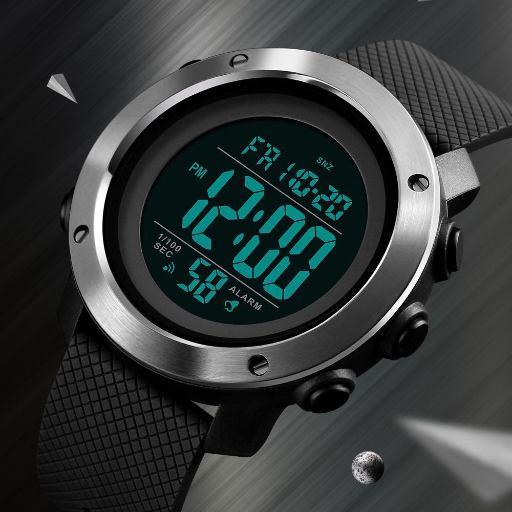 67441b08b Compre Skmei Top Relógios Esportivos De Luxo Dos Homens À Prova D 'água Led  Digital Assista Moda Casual Relógios De Pulso Dos Homens Relógio Relogio ...