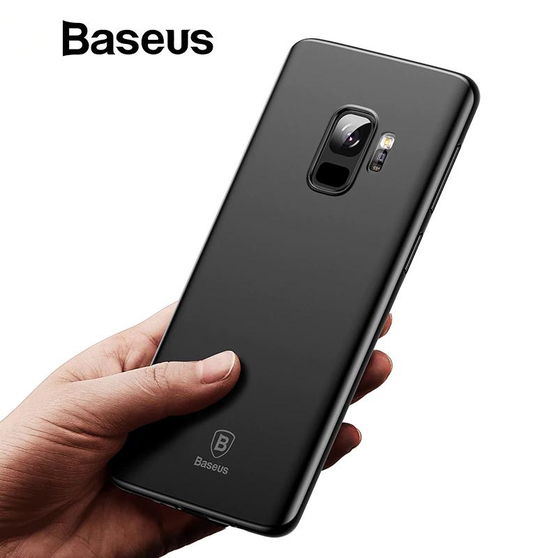 quality design 7c418 51786 Super Thin Phone Case For Samsung Galaxy S9 S9 Ultra Slim Case For Samsung  S9 Plus Coque