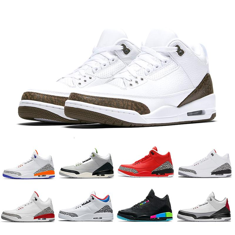With Mocha Knicks Rivals Men Basketball Shoes Chlorophyll Varsity Red Tinker white cement Katrina Outdoor Trainers Sports sneakers 8-13