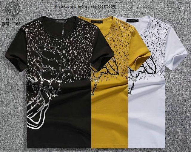 Mode Fat Marques Pour Originale Shirts Wear À Letter Printing English Hommes T Manches De Courtes La wOn80kPNX