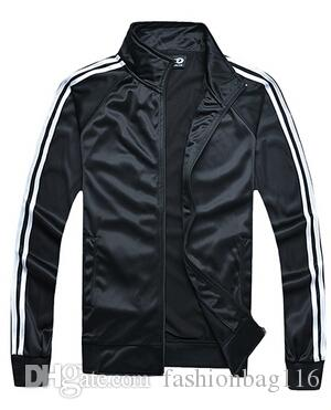 Autumn Zipper Jacket Coat Men Women Tracksuits Wear Coat High Quality M 3xl