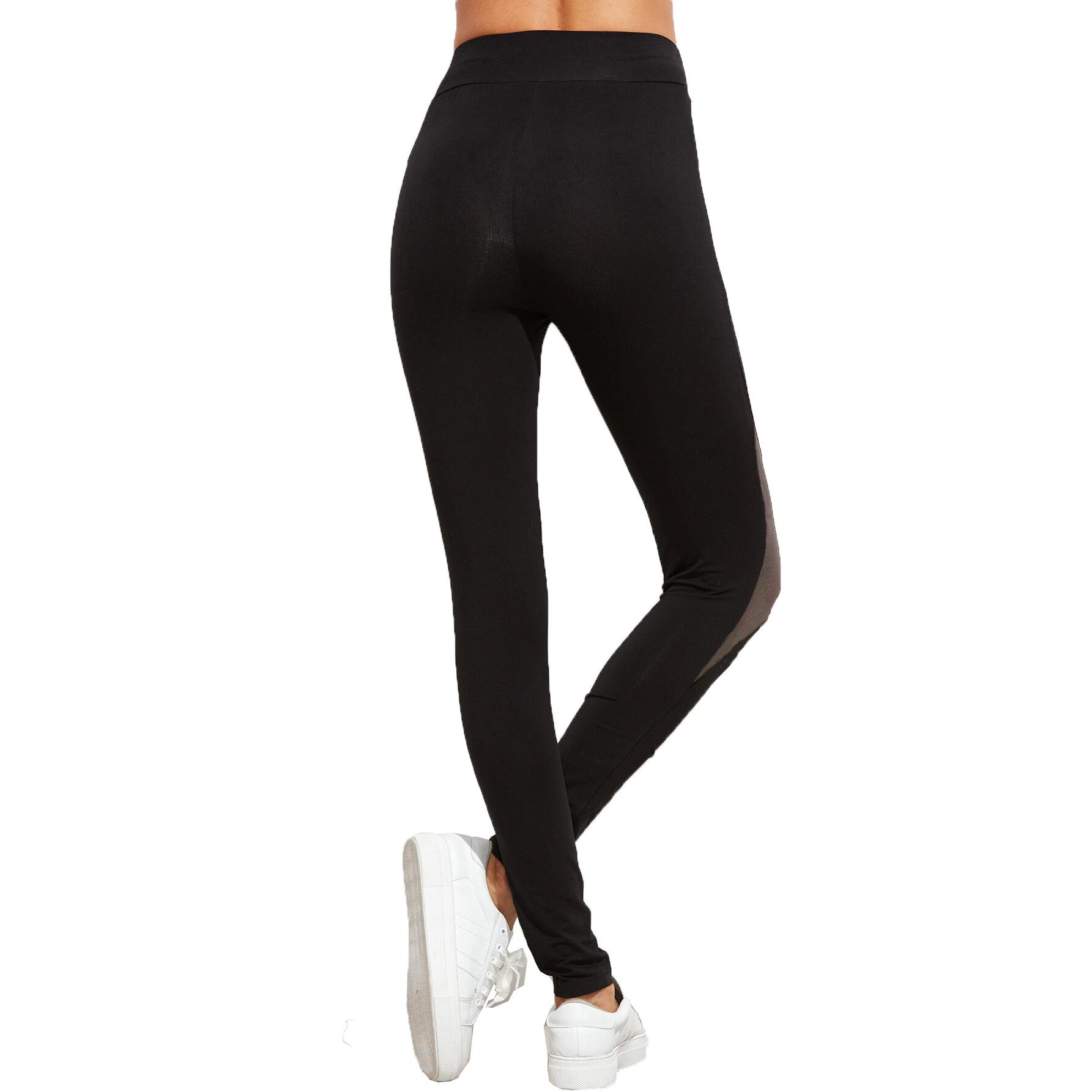 714c4978c09170 Sports Yoga Trousers High Waist Pants Europe And America Cross ...