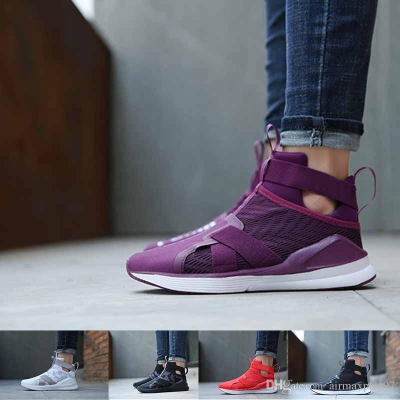 cc5178c24c Best Seller 2019 Women S Latest Shoes Fierce Strap Swan WN S Cross Trainer  Runner Shoe Training Sport Womens Free Run Shoe High Top Shoes Cheap Shoes  For ...