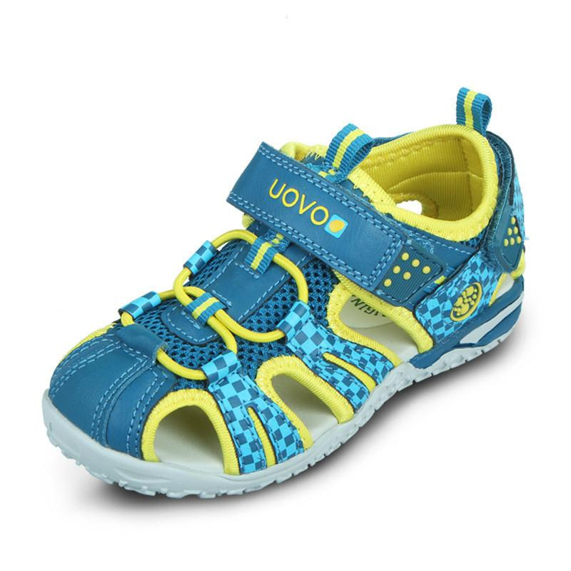 139a0d28f5a84 2019 Summer Children Shoes Fashion Kids Sandals For Boys Girls Hook And  Loop Cut Outs Summer Casual Beach Sandals Sneakers Toddler Girls Cheap Boots  From ...