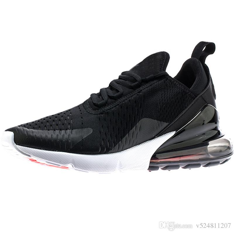 6d5c2104186e8a 270 Men Running Shoes Designer Shoes Women Sneakers Trainers Male Sports  Running Mens Athletic 270 Hot Outdoor Shoe 2019 270 Shoes Sneakers Online  with ...