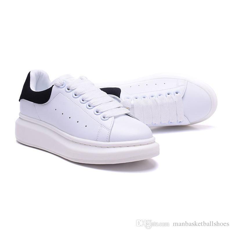 d5e47af90cd ... Mayor De Invierno Mc Queen Run Ultra Runner Zapatillas De Deporte Para  Hombre Criado Blanco Negro Rosa Diseñador De Moda Plataforma Zapatos Envío  Gratis ...