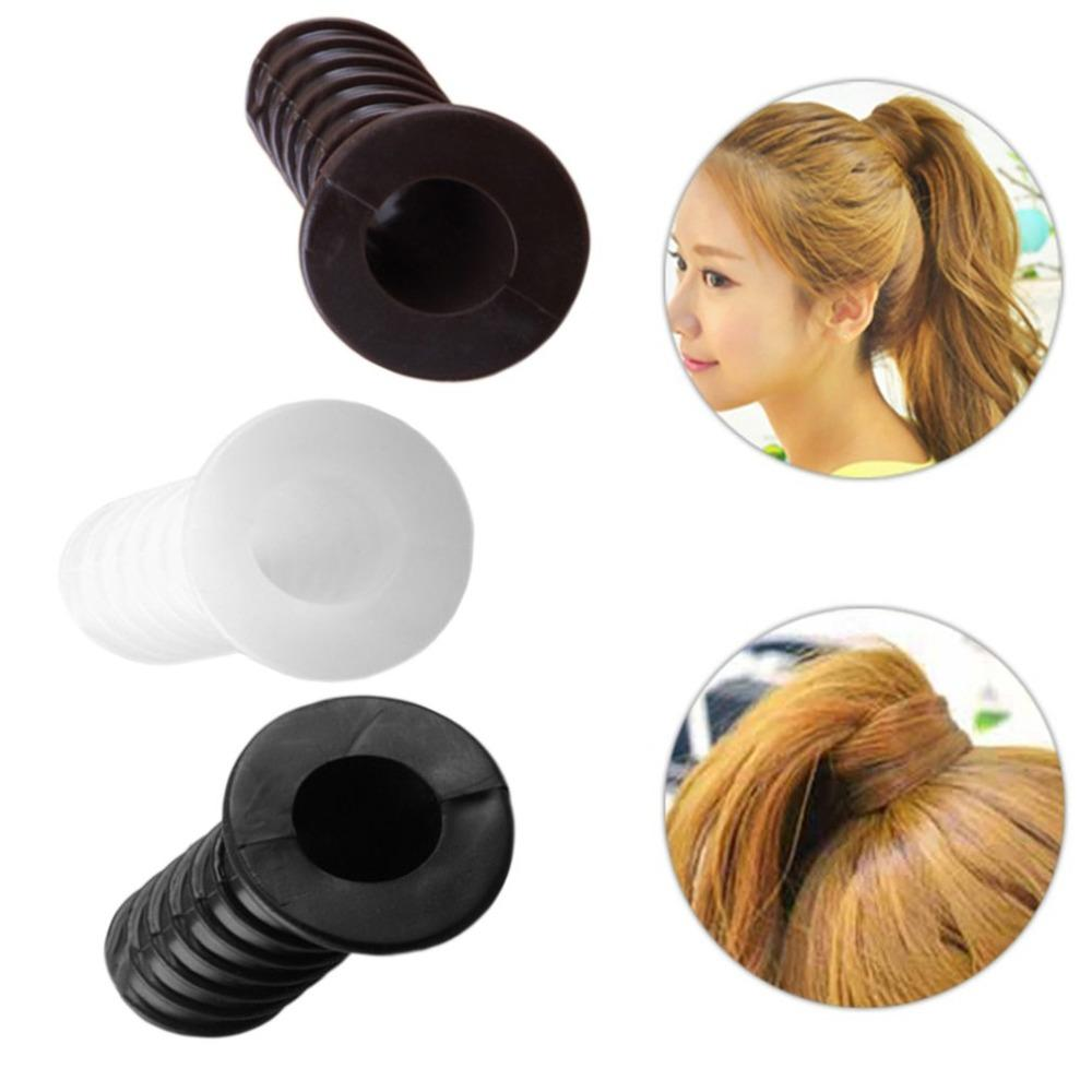 For Hair Perfect Pony Three Dimensional Erect Ponytail