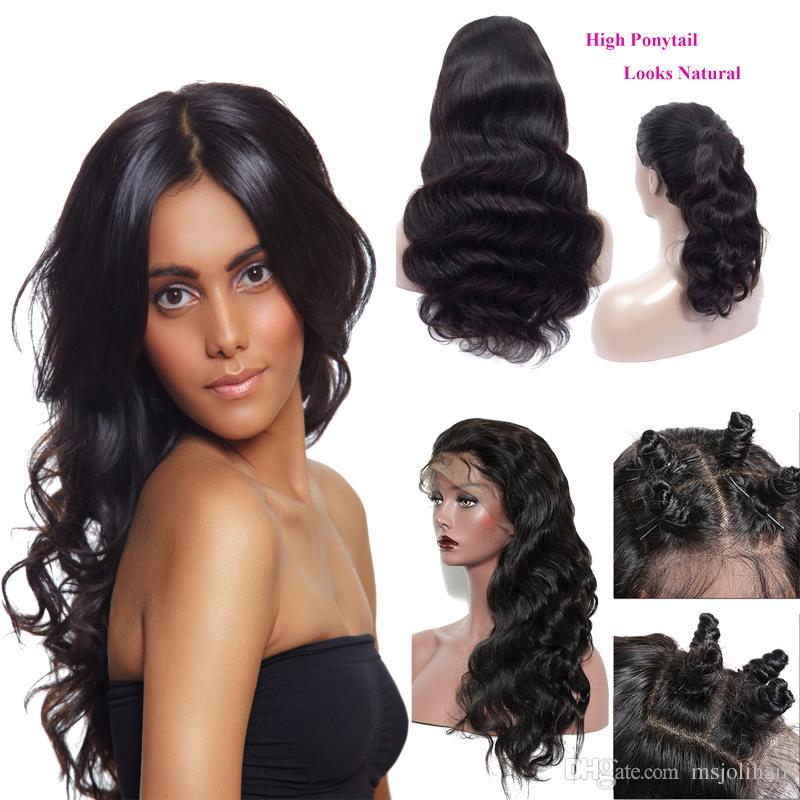 Vendeur d usine Vierge Brésilienne de cheveux