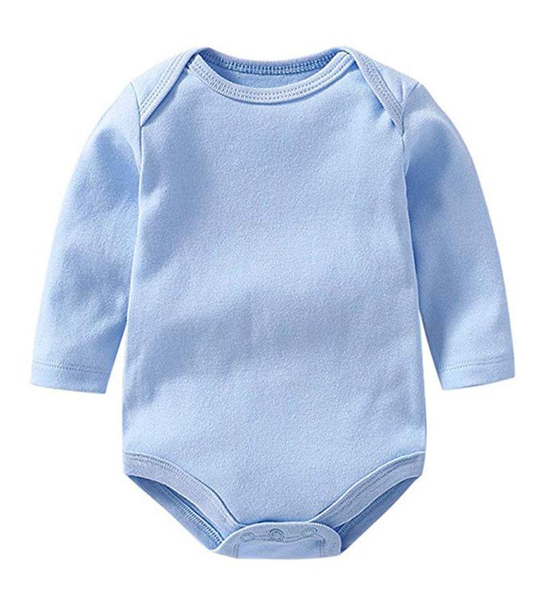 Beb/é ni/ño ni/ña Camisa de Manga Larga Mono Cuello Alto Mameluco Ropa de Invierno ni/ño oto/ño Pijama Capa Superior